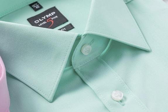 Overhemd Mintgroen.Groene Overhemden